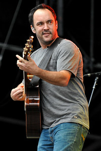 Dave Matthews performs at Hard Rock Calling 2009 - 28/06/09