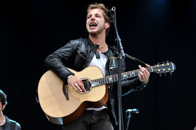 James Morrison performs at Hard Rock Calling 2009 - 28/06/09