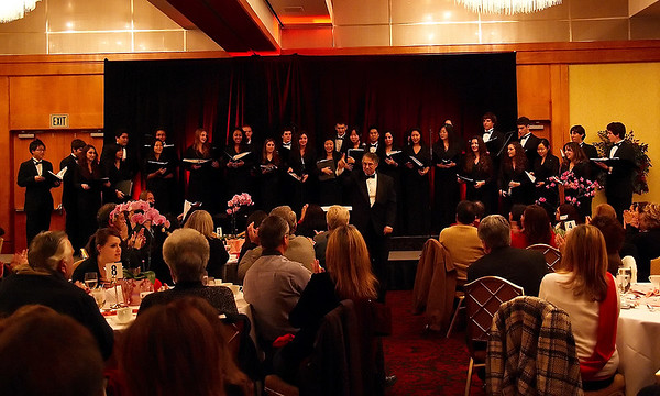"""""""Music From The Heart"""" Gala '07"""