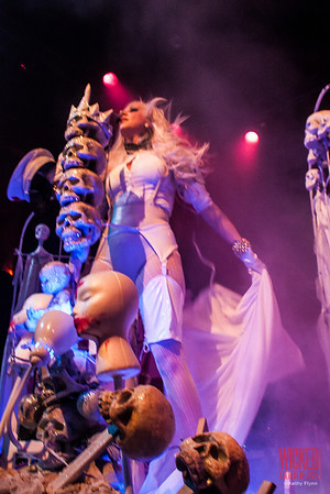 In This Moment at House of Blues Sunset - 11/13/12