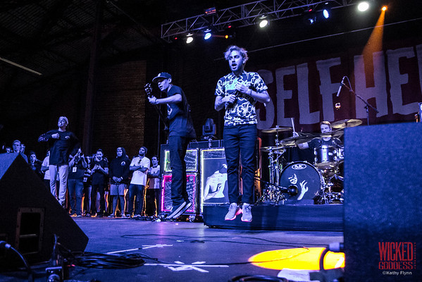 Issues at Self Help Festival