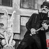 King Diamond at Mayhem Fest 2015