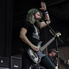 Mastodon on the Main Stage at Mayhem Festival 2013 - June 29, 2013