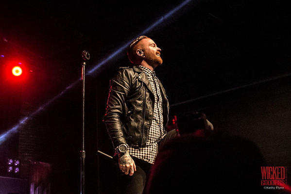 Memphis May Fire at the Self Help Festival