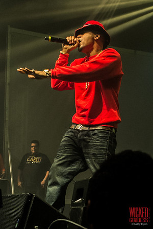 Nas at Austin Music Hall, SXSW '14