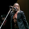 Iggy Pop & the Post Pop Depression band at CalJam18