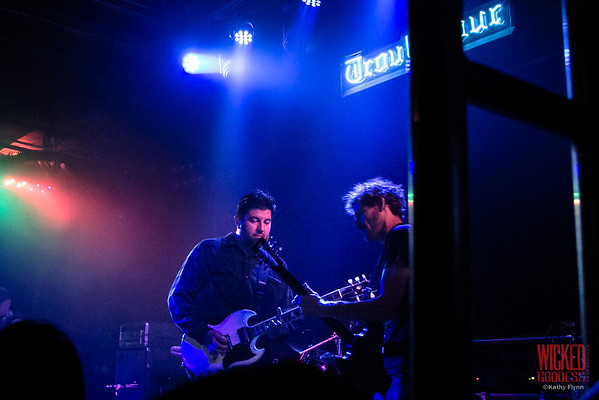Palms at the Troubadour - July 12, 2013