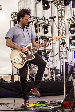 Papa at Guitar Center Rooftop Sessions, SXSW '14
