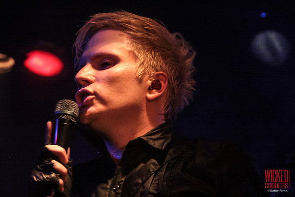 Patrick Stump at the Viper Room - 10/24/11