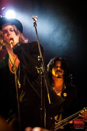 Petter Ericson Stakee and Gilby Clarke at Petty Fest - 11/14/12