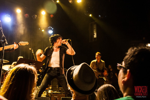 Jesse Malin at Petty Fest - 11/14/12