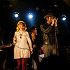 Alex Levy, Nicole Atkins, and Cory Chisel at Petty Fest - 11/14/12