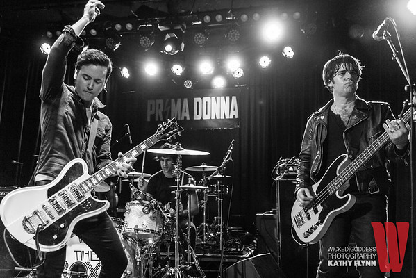 Prima Donna at the Roxy