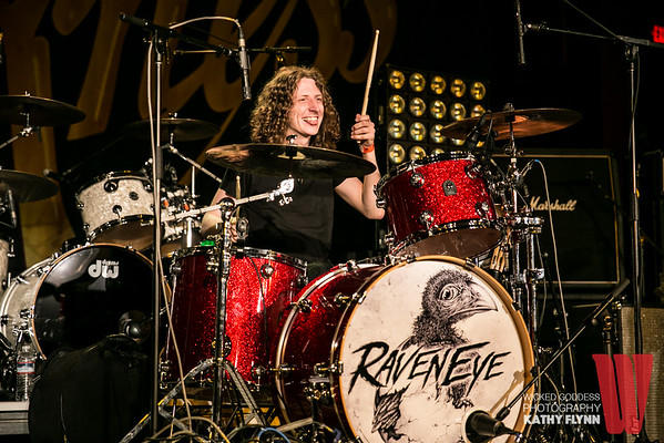 RavenEye at the Belasco