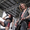 Sister Sin at Mayhem Fest 2015