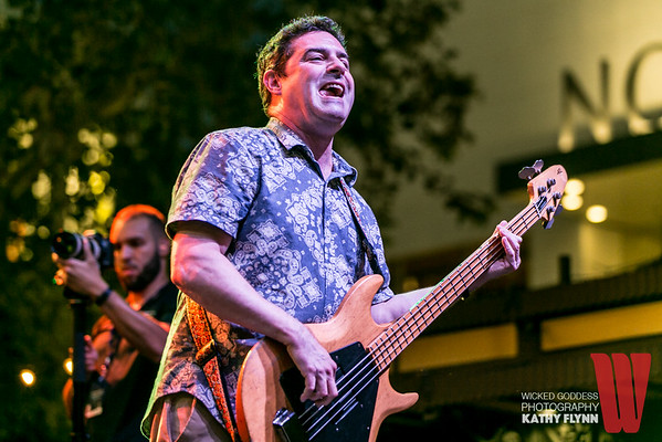 Smash Mouth at the Grove Summer Concert Series 2016