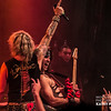 Steel Panther at the House of Blues, Los Angeles