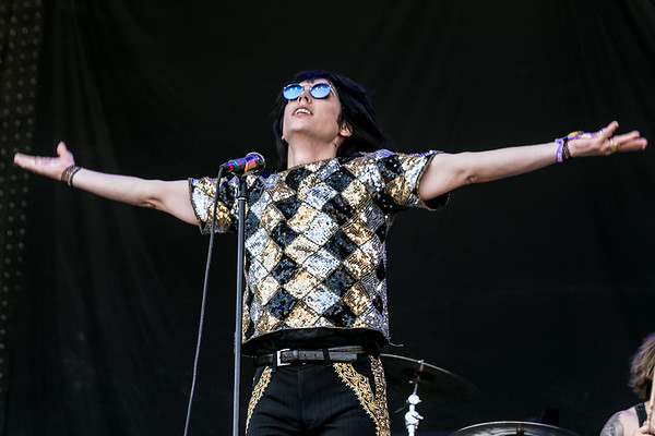 The Struts at Cal Jam 17