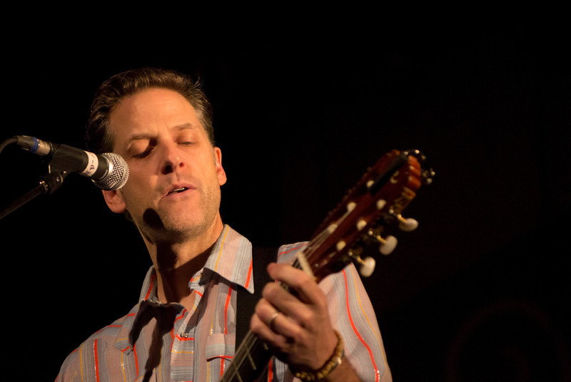 Joey Burns - Calexico in Brighton 19/2/13