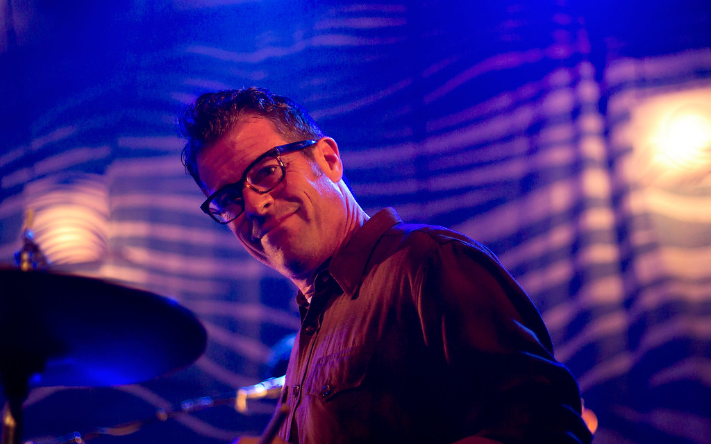 Smile from John - Calexico in Brighton 19/2/13