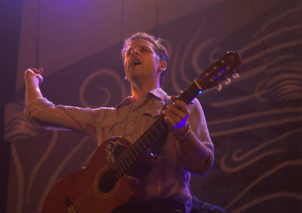 Joey Burns-Calexico in Brighton 19/2/13