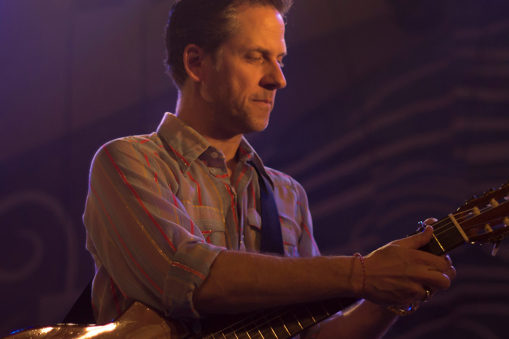 Joey Burns -Calexico in Brighton 19/2/13