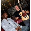 Cedric Burnside and Lightnin Malcolm, the Juke Joint Duo