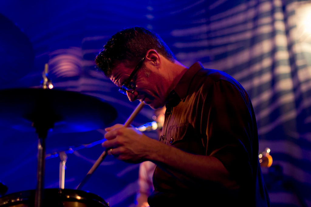 John Convertino- Calexico in Brighton 19/2/13