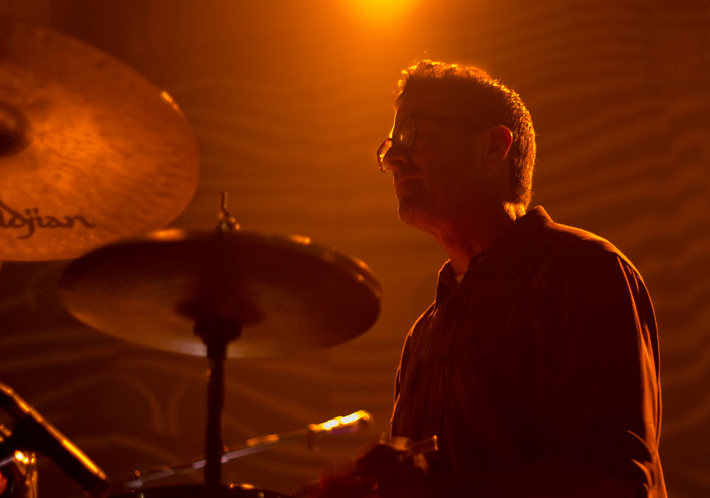 John Convertino - Calexico in Brighton 19/2/13