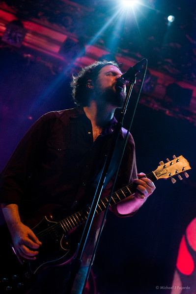 Patterson Hood of the Drive-By Truckers Go-Go Boots Tour The Ogden Theatre March 18, 2011