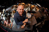 John Yarling Portrait shoot for Paiste Cymbals