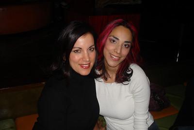 Dina & I