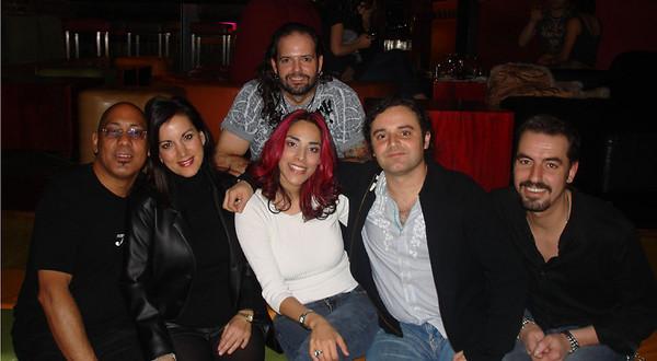 Carmine,Dina, Paul Blazek, Ana Sidel,Jose Prieto And Vic Toreres