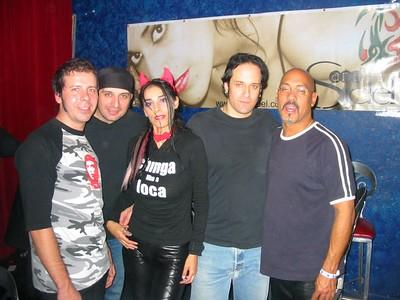 Halloween @ Rumba Room Oct 29, 2004