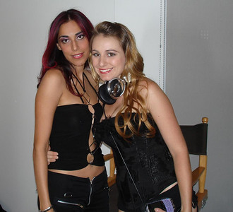 Amanda & Ana Sidel, Wanga video