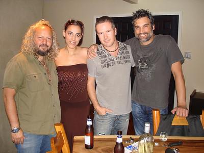 Wanga, Project, Meeting Tal, Ana, Alberto & Marcus