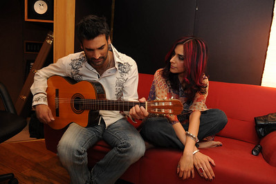 La Wanga Project 2010  Ana Sidel & Marcus Nand Moon Rhythm Music