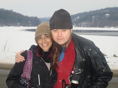 With Petr Maur (Graphic Designer)