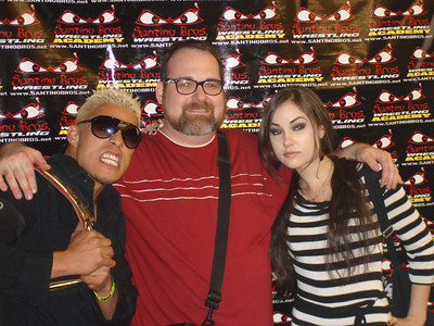 Kaos, Lee & sasha Grey