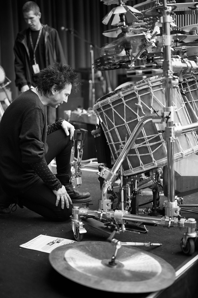Terry Bozzio @ The Smith Center - Las Vegas 2013