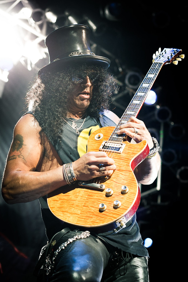 Slash @ House of Blues Las Vegas 2013