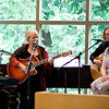 """Come to Jesus"" performance - June 1, 2008<br> Peg Jones (Piano), Bronwyn Edwards Cryer (Guitar & Vocals), Betsy Boyer (Guitar & Vocals), Sarah Ackers (Lead Vocals)"
