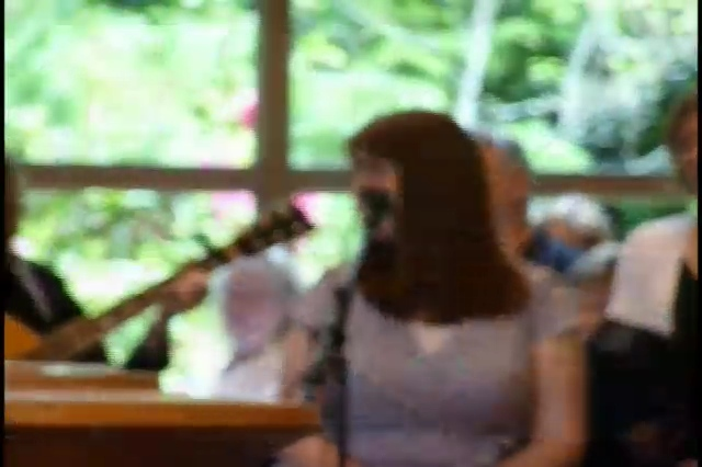 """Come to Jesus"" performance - June 1, 2008"
