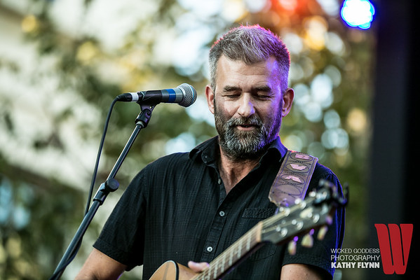 Brian Vander Ark at the Grove Summer Concert Series 2016