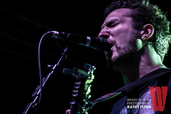 Frank Turner at the Bunkhouse