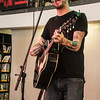 Frank Turner at Fingerprints Records