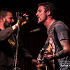 Frank Turner at the Hotel Cafe