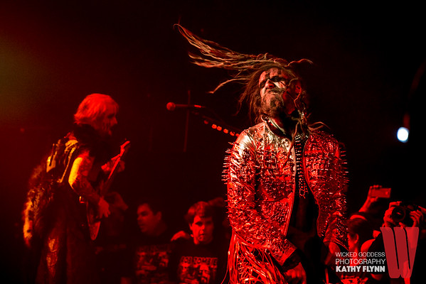 Rob Zombie at the Roxy