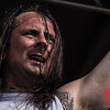 Thy Art is Murder at Mayhem Fest 2015