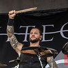 Whitechapel at Mayhem Fest 2015